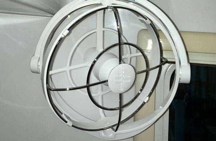 12 volt fans for boat