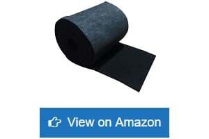BoatCarpetSales-Black-Bunk-Carpet