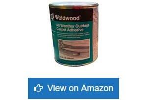DAP Weldwood All Weather Outdoor Carpet Adhesive (00442)