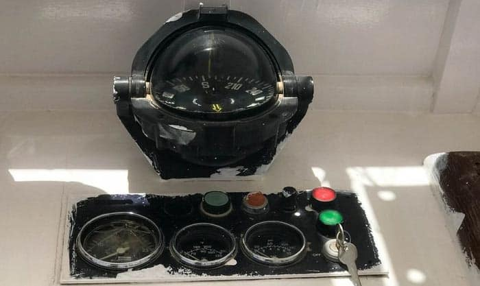 best boat compass
