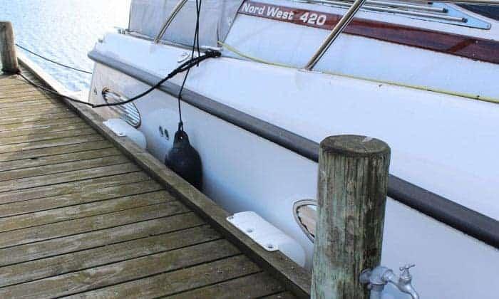 best boat dock bumpers