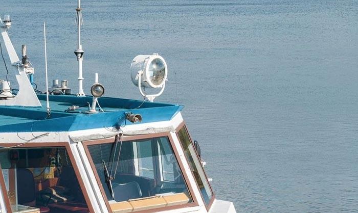 best marine spotlight