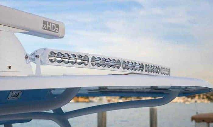 led light bars for boats