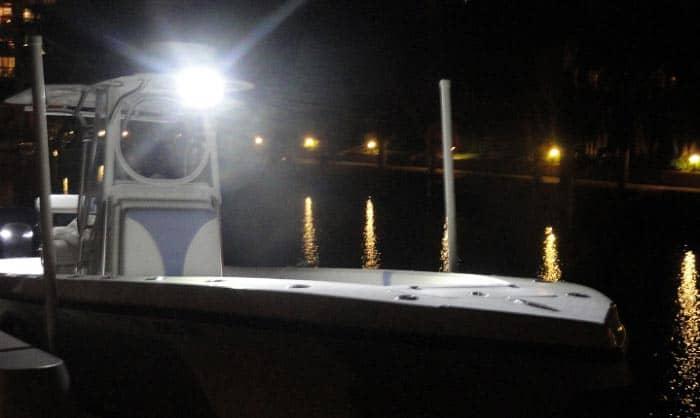 led spreader lights for boats