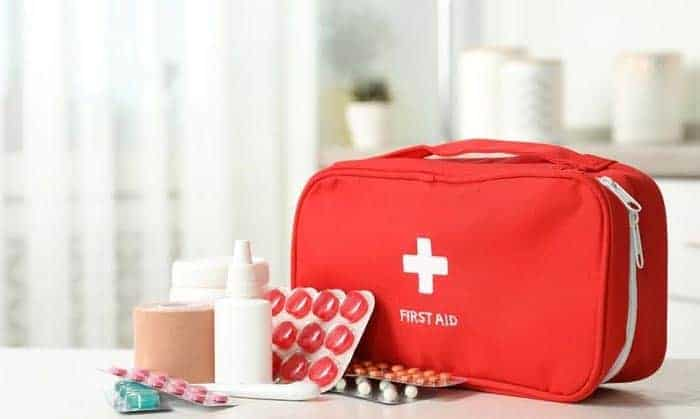 marine first aid kit requirements