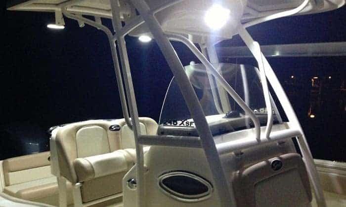 marine spreader lights
