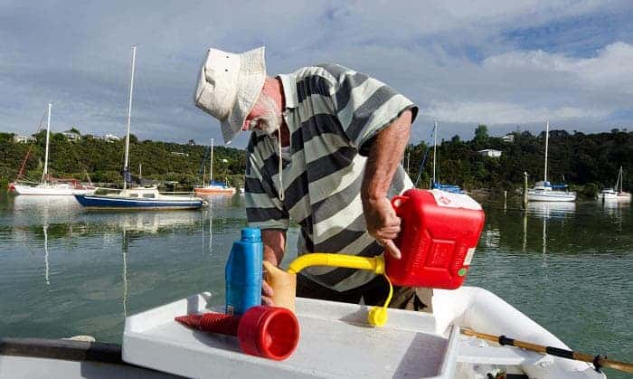 best fuel additive for outboard motors
