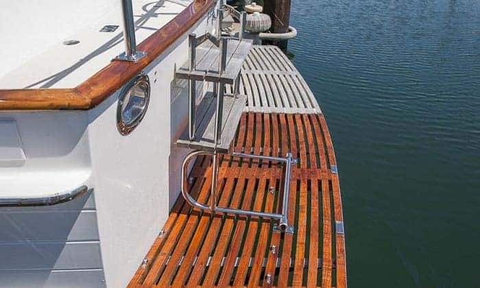 boat teak cleaner