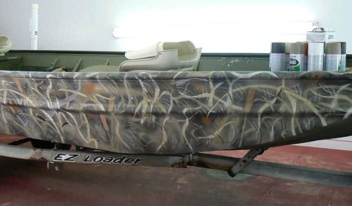 best duck boats paint