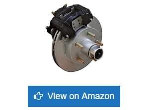 Tie Down Engineering 82113 10 Integral Style Vented Rotor Disc Brake Kit