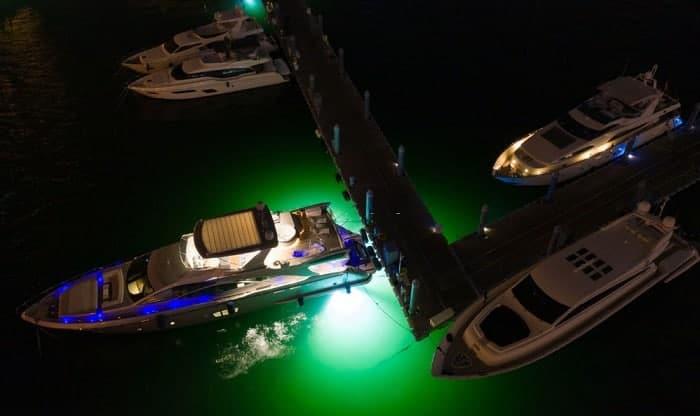 best underwater boat lights