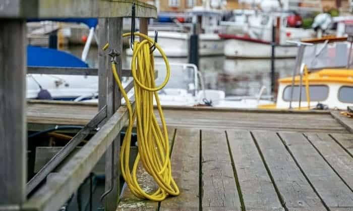 best marine water hose
