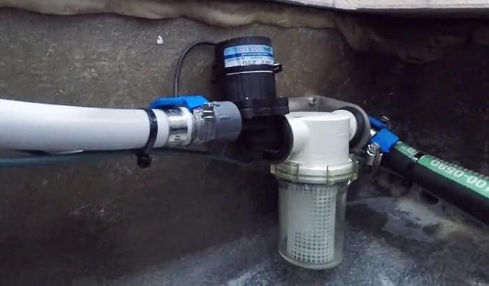 best marine ac pump