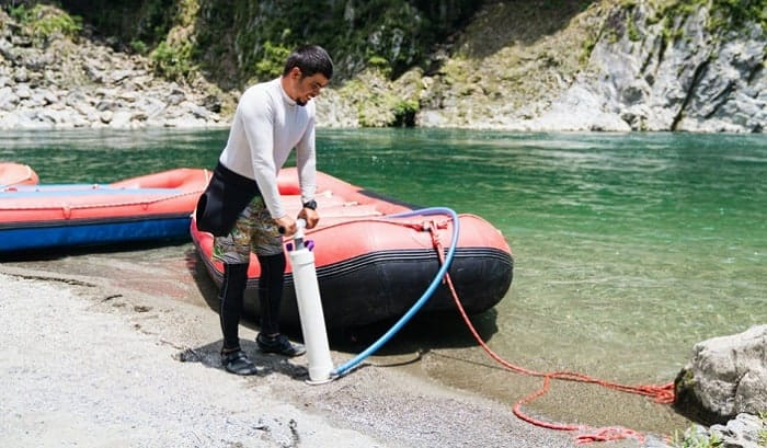 best-pump-for-inflatable-boats