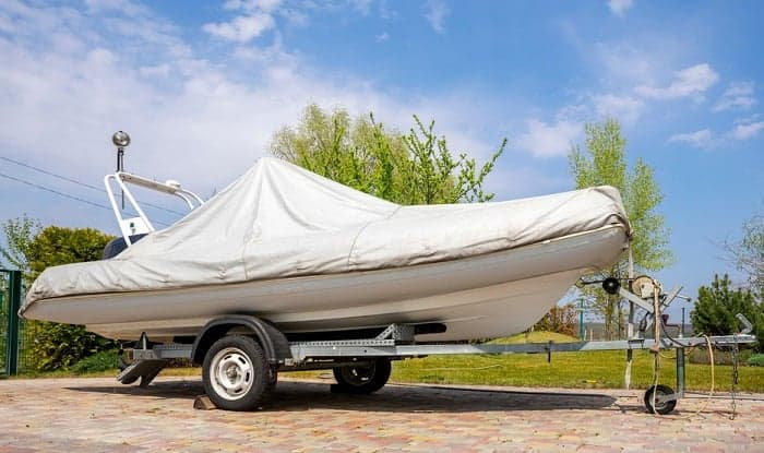 best boat cover support pole