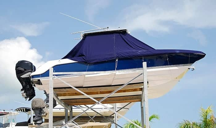 best t top boat cover