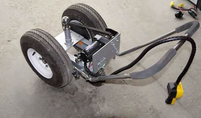 best electric trailer dolly