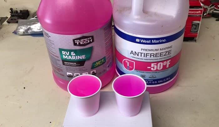 best marine antifreeze