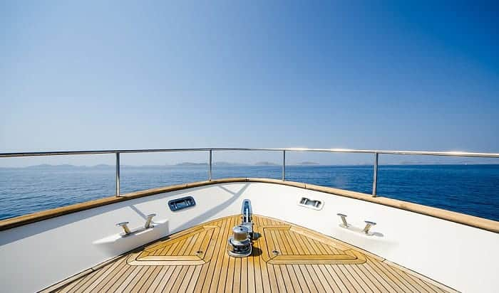 how to restore teak wood on a boats